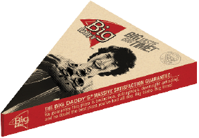 BIG DADDY'S™ single slice in a box